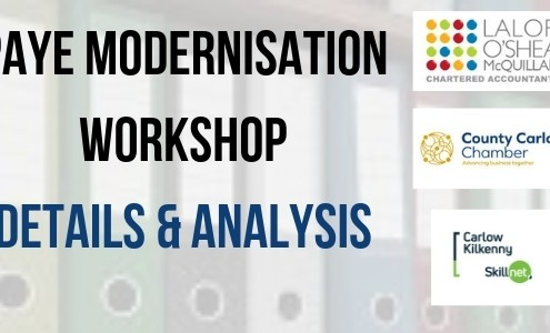 PAYE Modernisation Workshop (1)