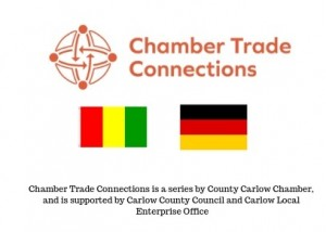 Chamber Trade Connections is a series by County Carlow Chamber, and is supported by Carlow County Council and Ca (1)